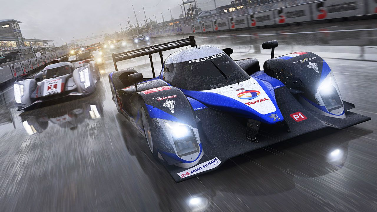 Forza Motorsport 6: Nürburgring ricreato con estrema precisione