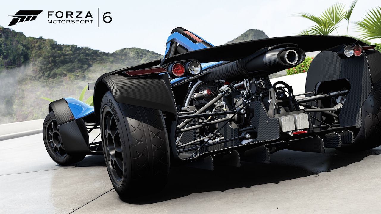 Forza Motorsport 6: pubblicate cinque nuove immagini