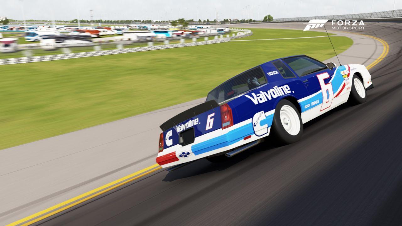 Forza Motorsport 6: Si torna a parlare di NASCAR con una lista di achievement trapelata online