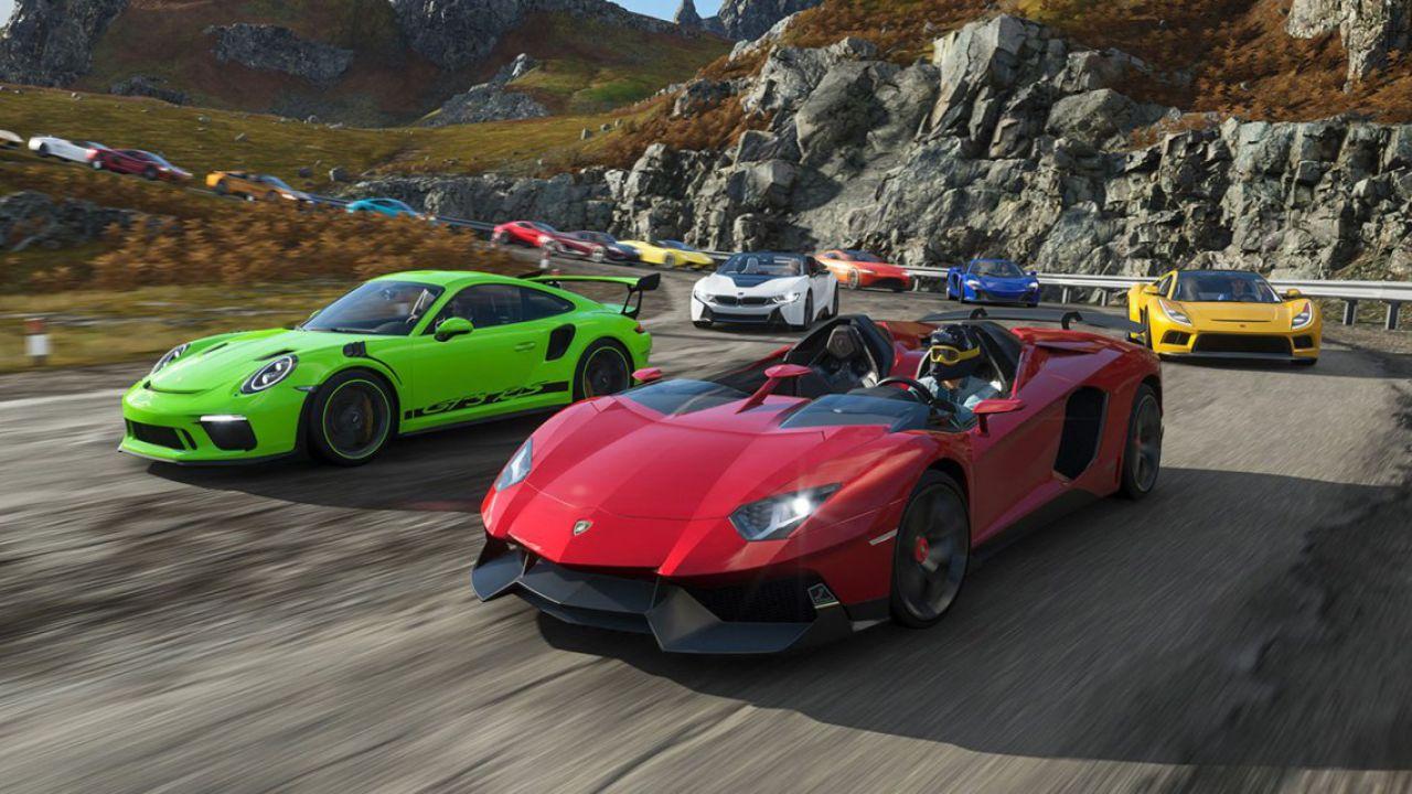 Forza Motorsport 8 per Xbox Series X avrà una storia cinematografica?