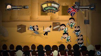 Foul Play annunciato per PlayStation 4 e PlayStation Vita