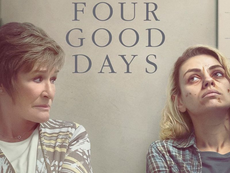 Four Good Days, Mila Kunis quasi irriconoscibile al fianco di Glenn Close nel trailer