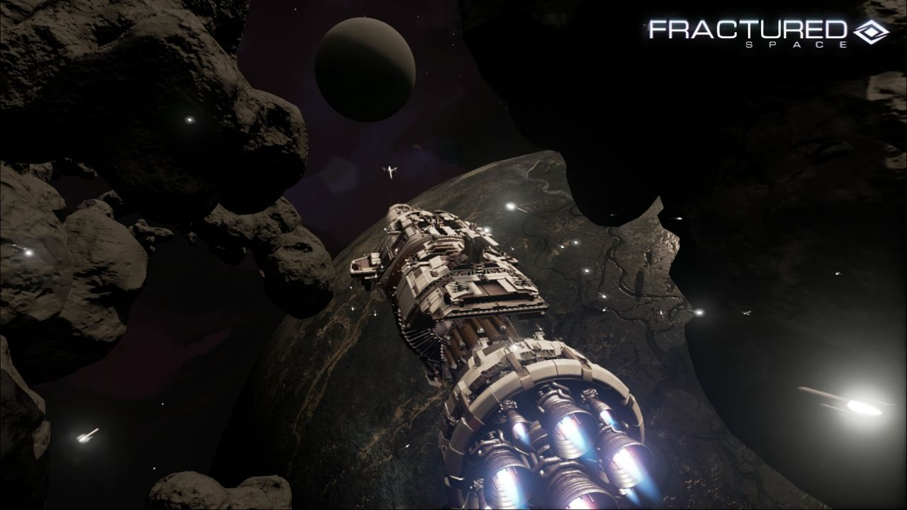 Fractured Space diventa un Free-to-Play