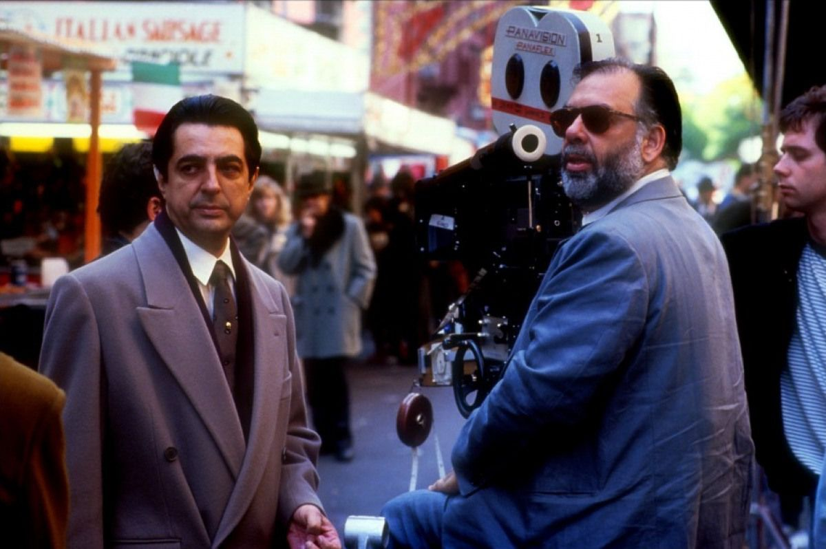 Francis Ford Coppola ammette: