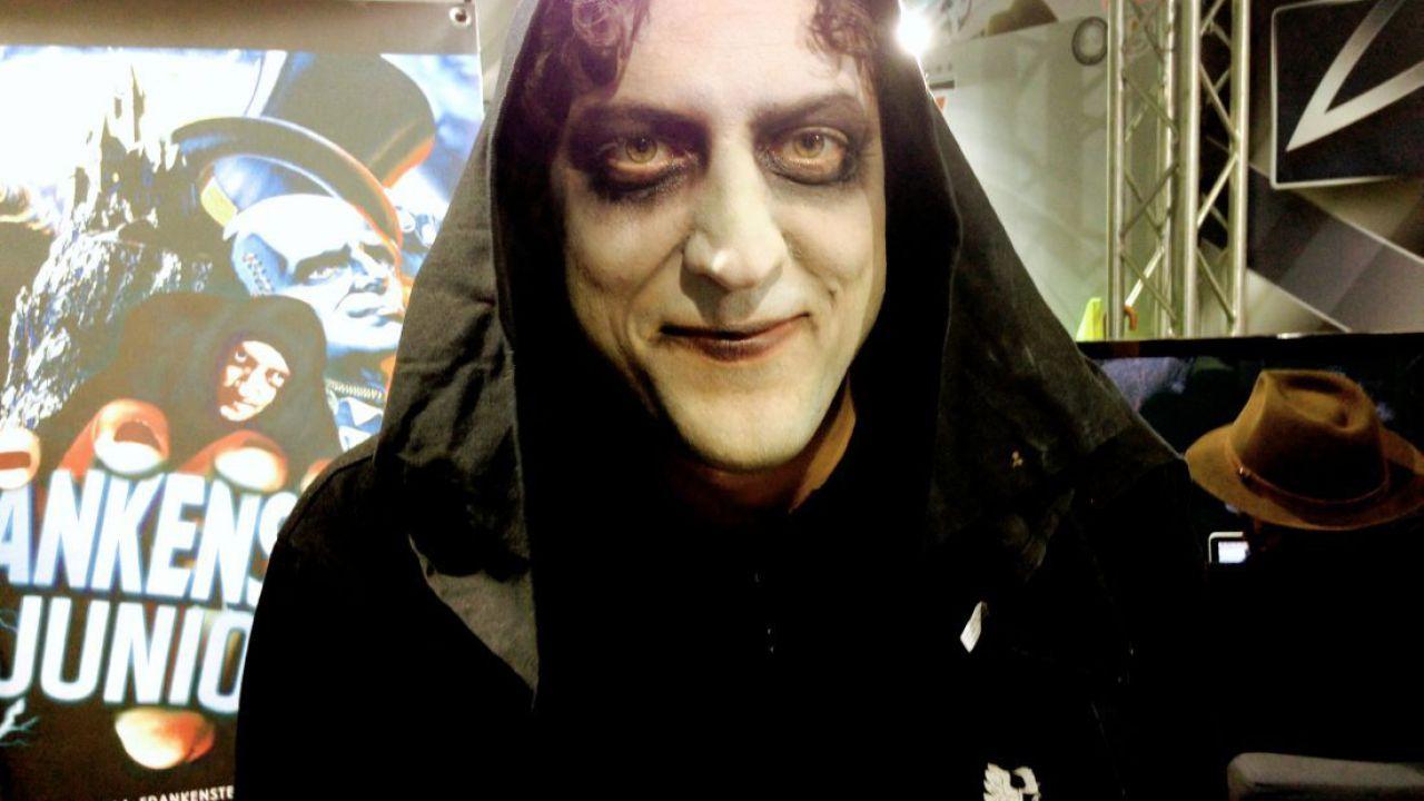 Frankenstein Jr. Week: oggi a Lucca Comics & Games proiezione ed eventi speciali!