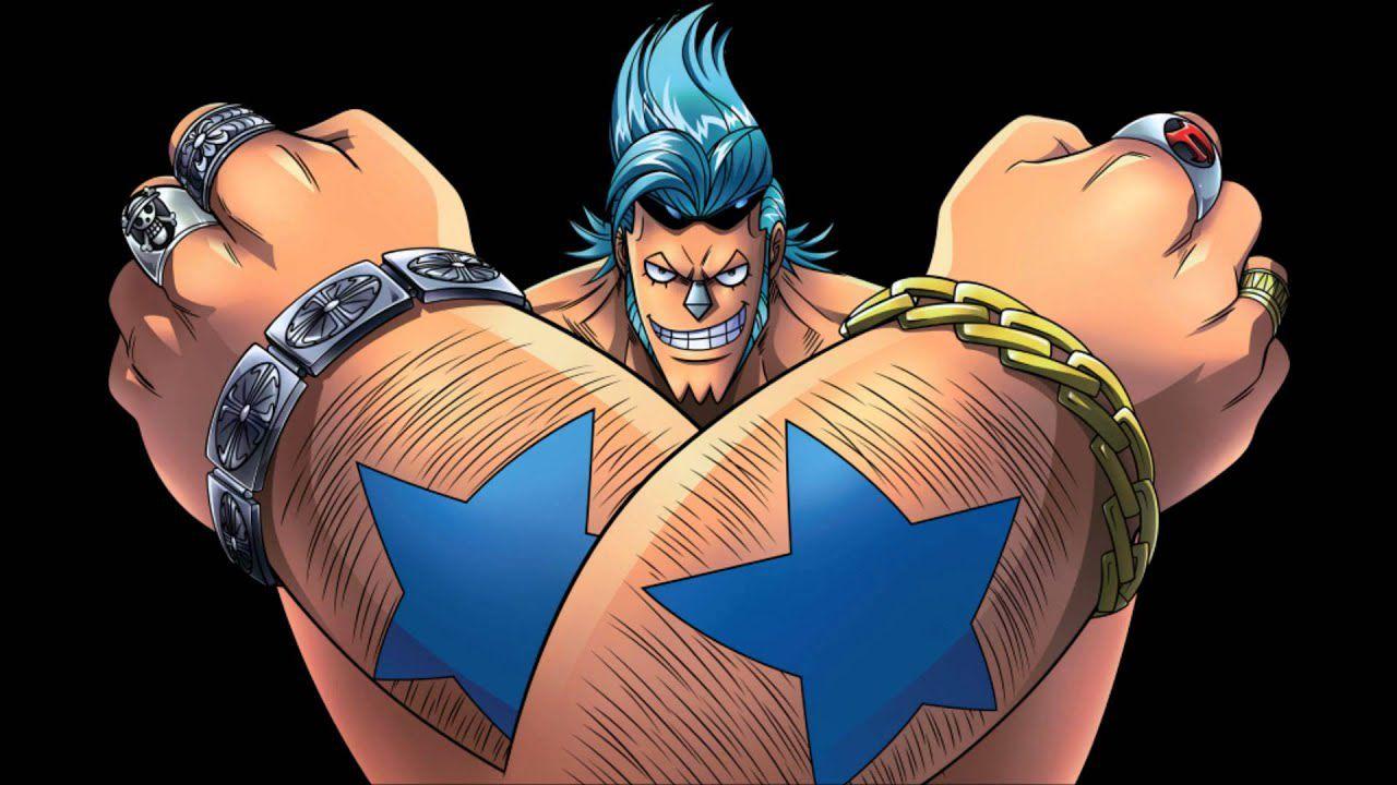 Franky di ONE PIECE può diventare un personaggio di Cyberpunk? Secondo un fan, sì