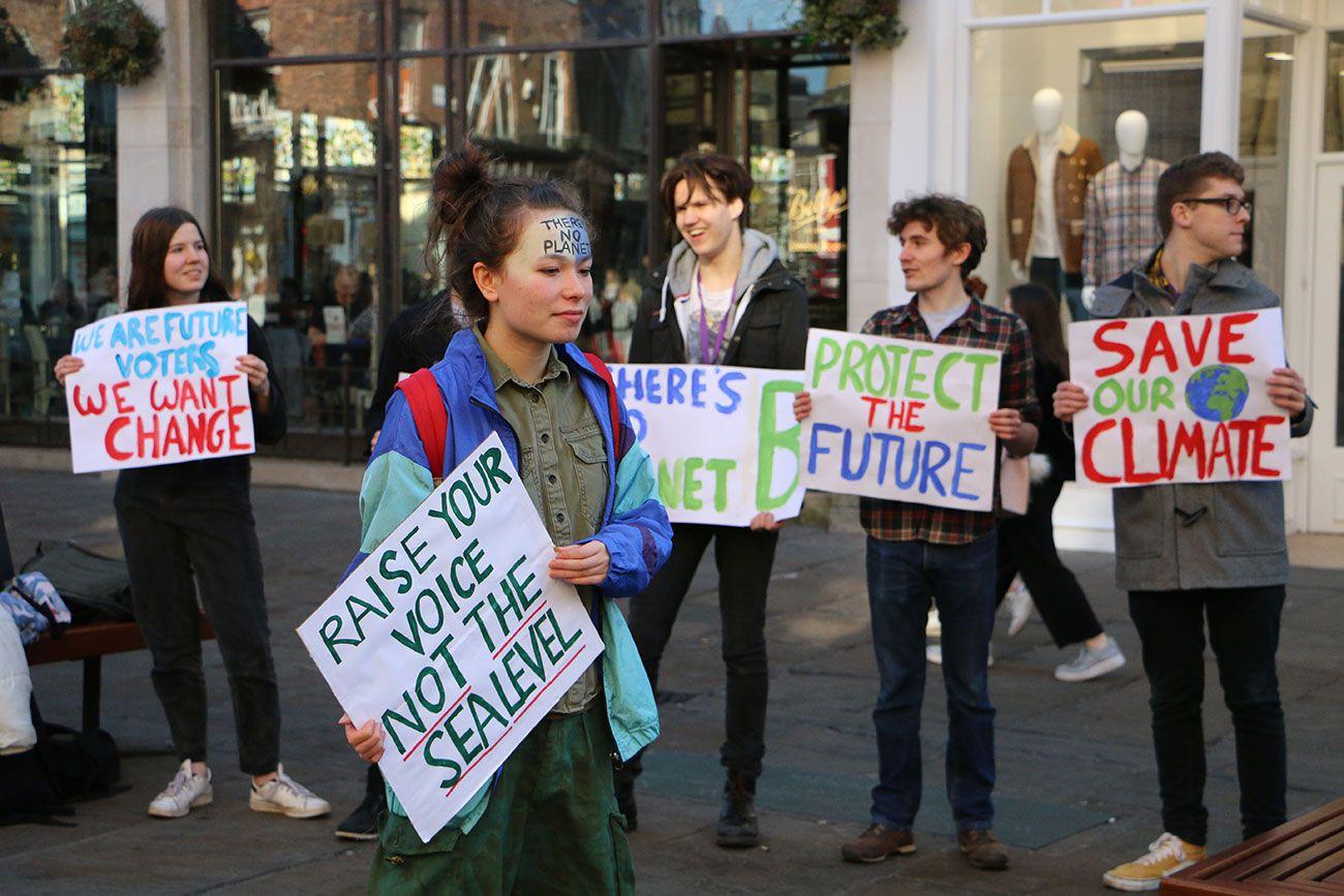 Friday For Future: Friday For Future: è La Giornata Dello Sciopero Per Il