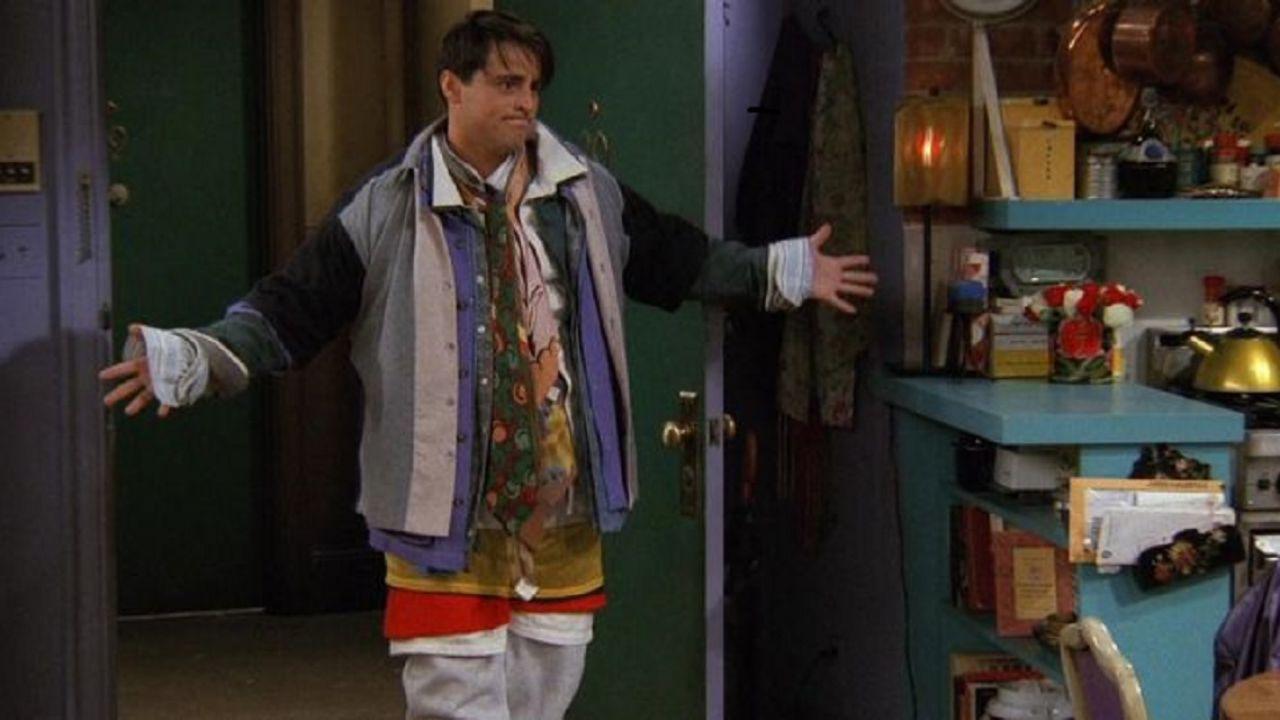 Friends: i 5 abbigliamenti più strani che potreste indossare ad Halloween