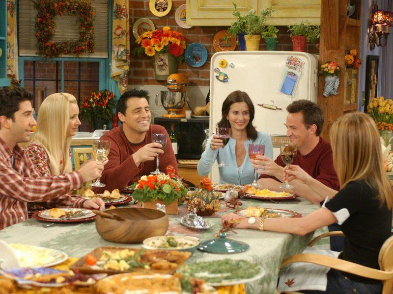 Friends, arriva un libro di ricette sulla serie: prezzo e disponibilità