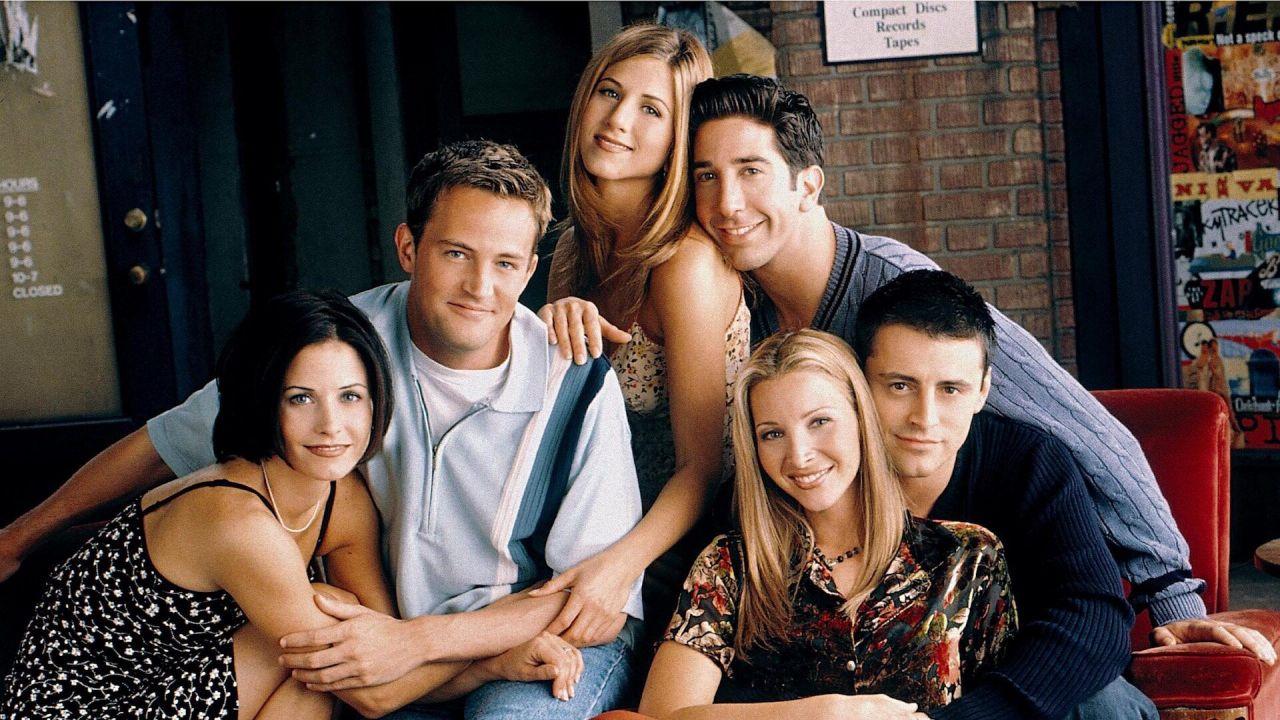 Friends: David Schwimmer rivela la data di inizio delle riprese della reunion