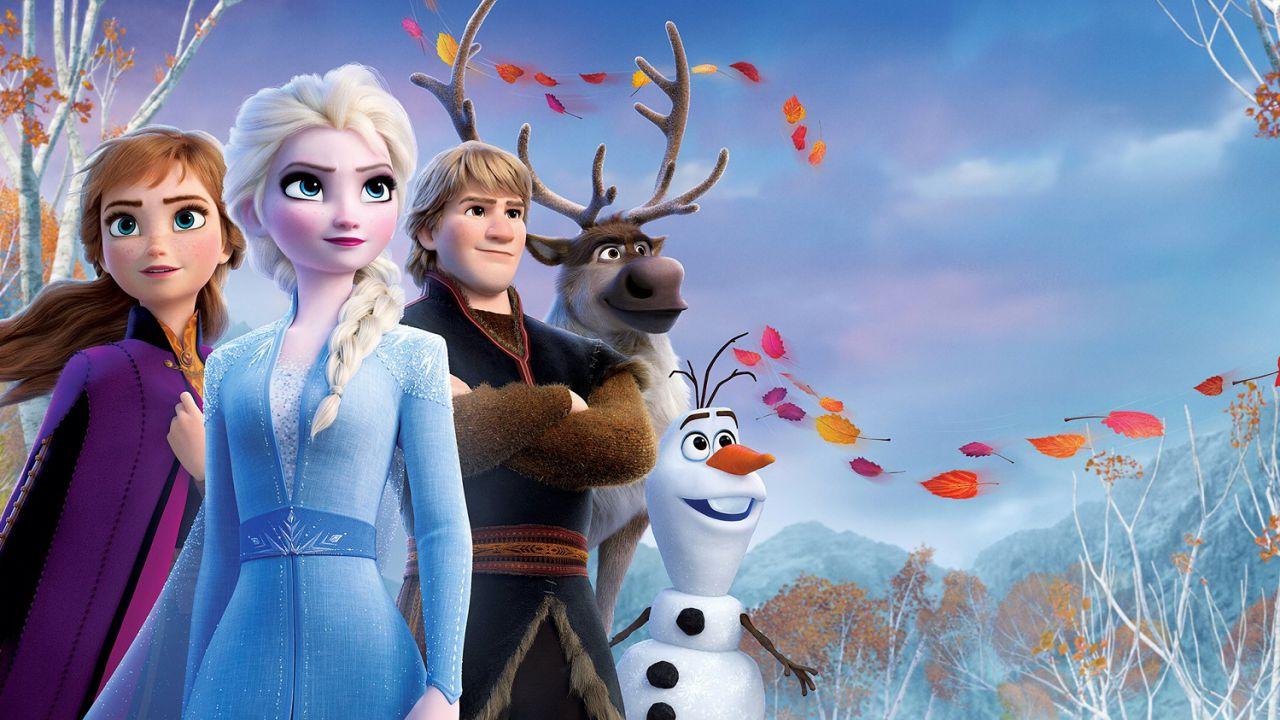 Frozen 2, per i compositori il film ha aiutato il pubblico durante la pandemia