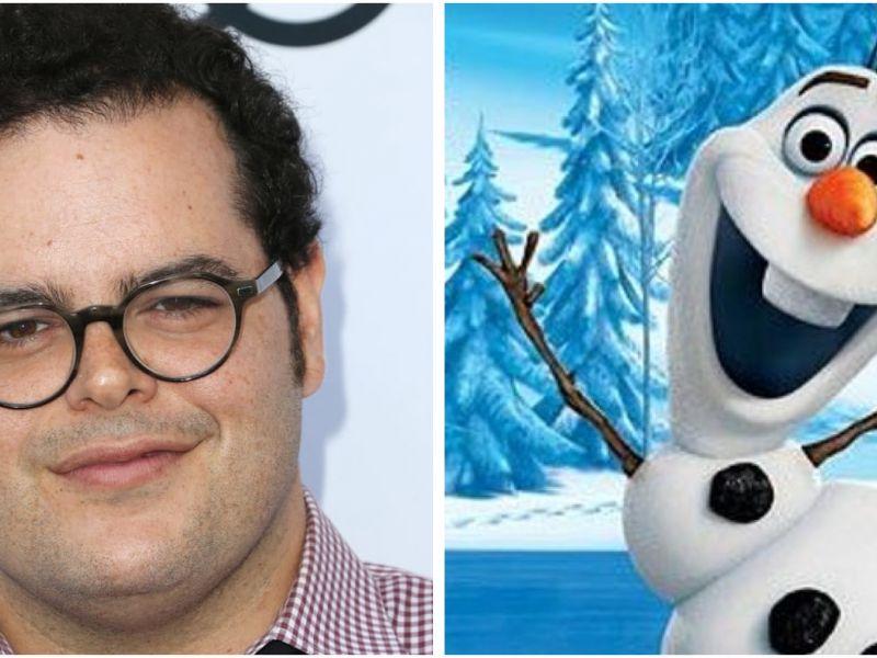 Frozen 3: sogno o realtà? La parola a Josh Gad, interprete di Olaf