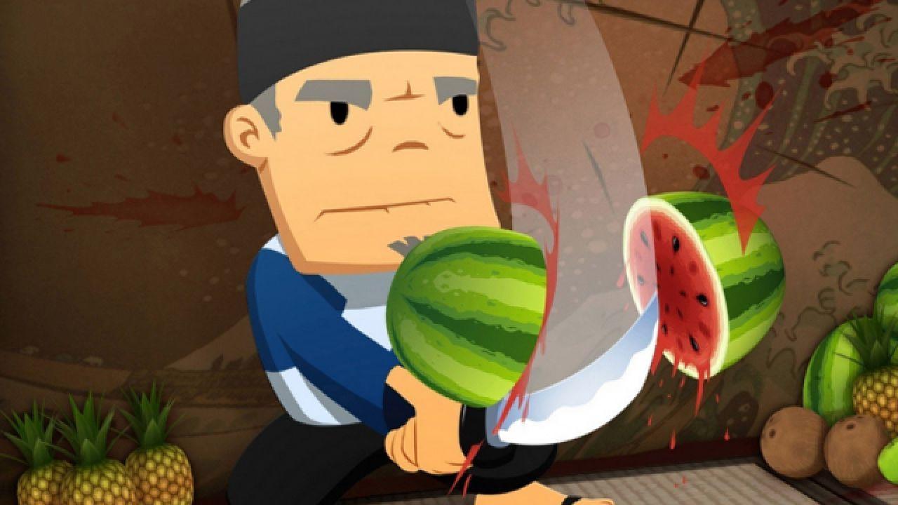 Fruit Ninja: arriva il film!