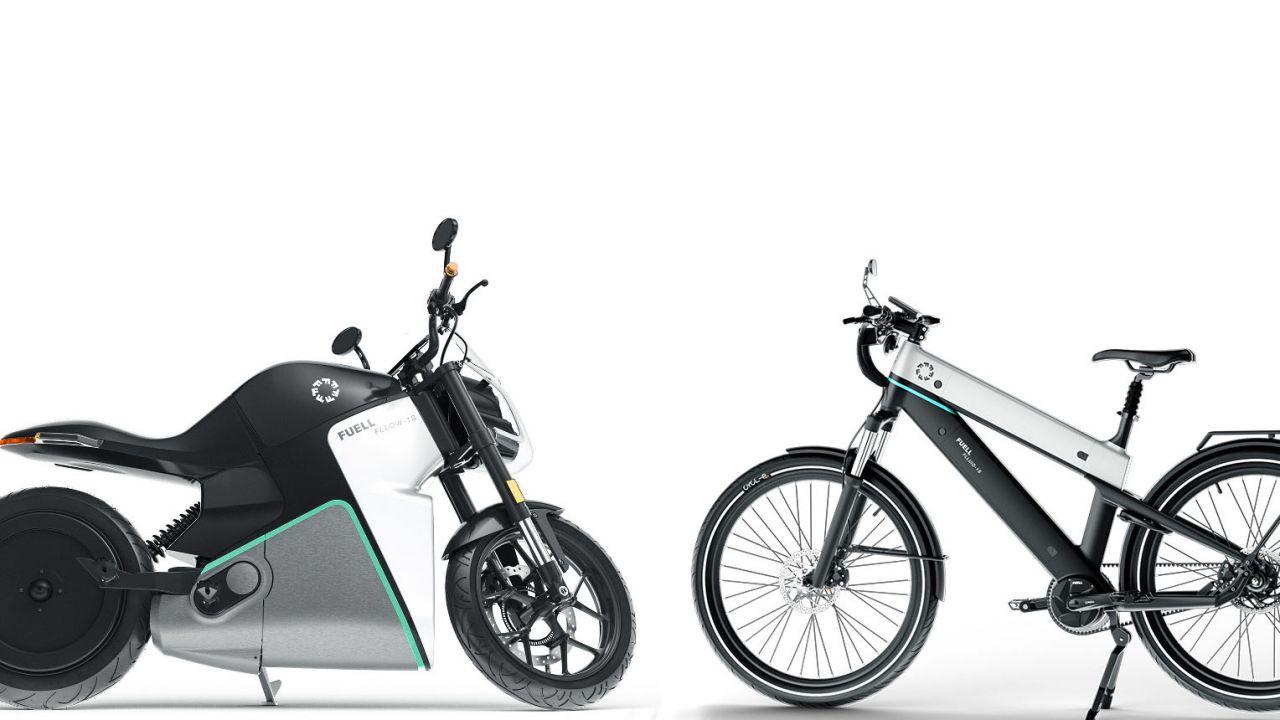 Fuell Fllow e Flluid: una eBike e una moto elettrica per il ritorno della Buell Motorcycle