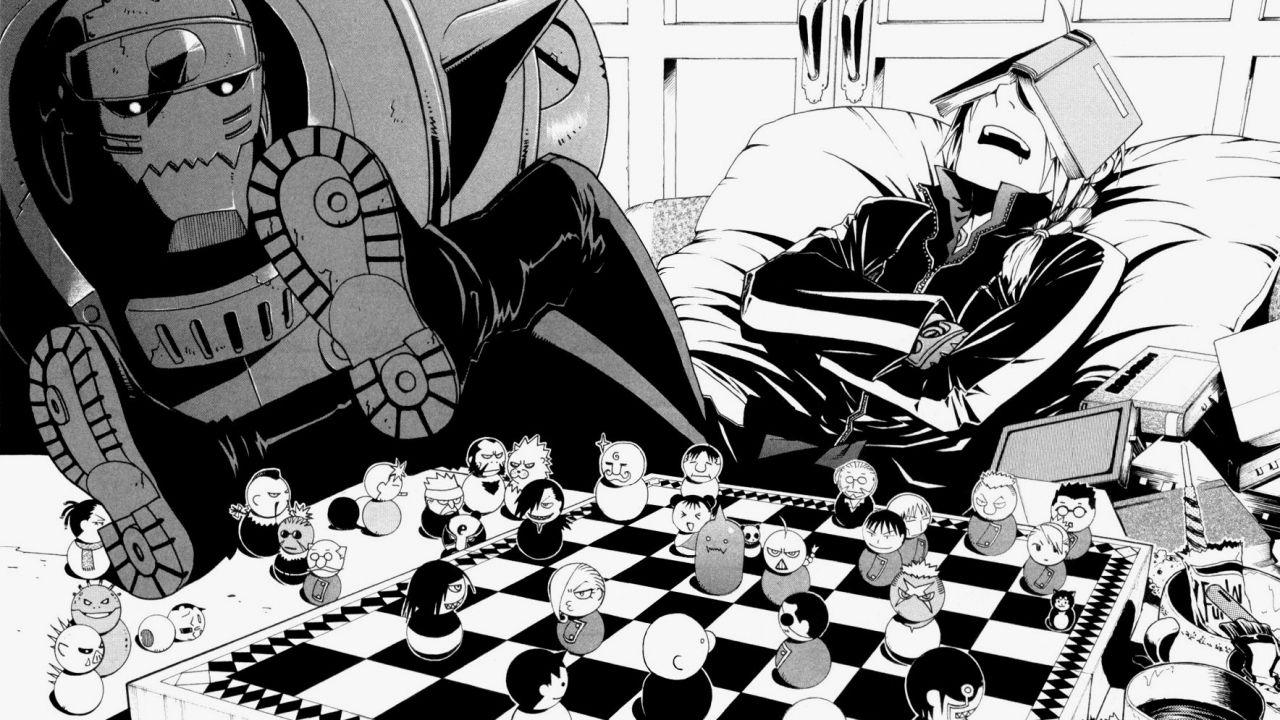 FullMetal Alchemist: il capolavoro di Hiromu Arakwa diventa un webtoon