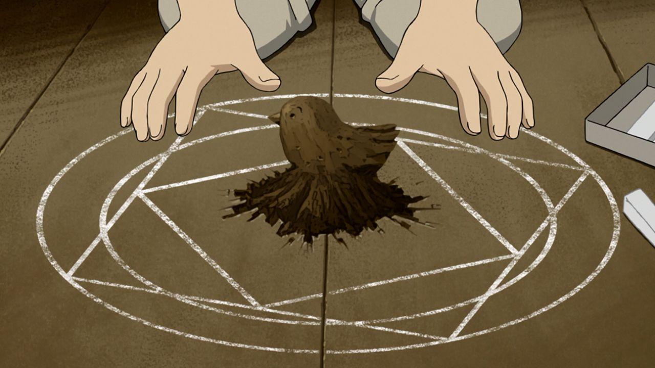 Fullmetal Alchemist: cosa sono e come funzionano i cerchi alchemici