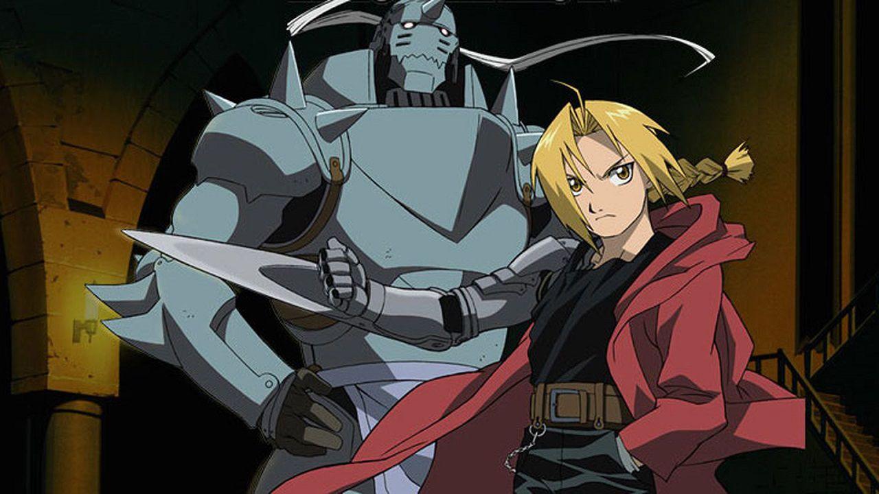 Fullmetal Alchemist: Edward e Alphonse si mostrano in una splendida statua