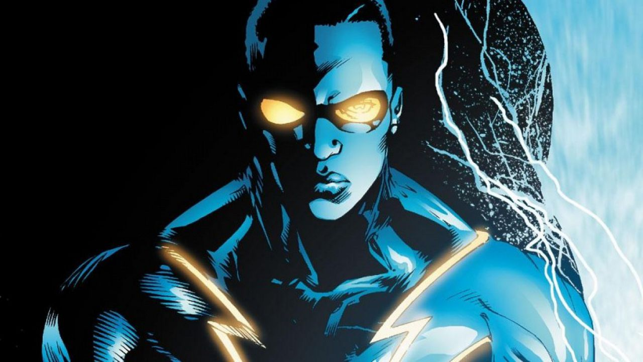 Black Lightning: In arriva la serie tv sul personaggio DC Comics
