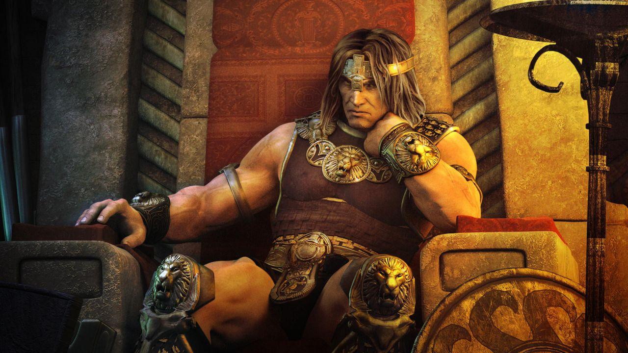 Funcom sta sviluppando tre giochi dedicati a Conan il barbaro