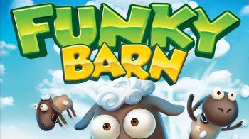 FUNKY BARN: Disponibile da domani per Wii U!
