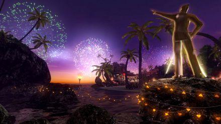 Fuochi d'artificio e bikini nei nuovi scatti di Dead or Alive 5: Last Round