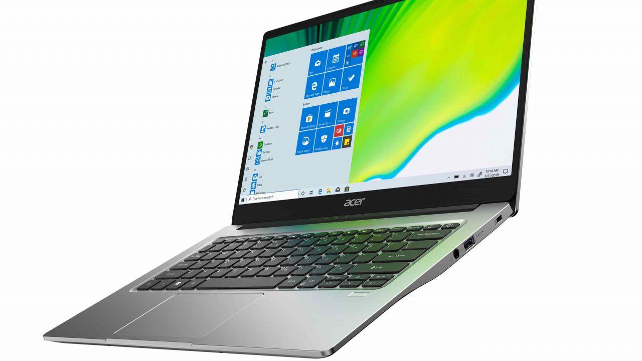 Fuoritutto Unieuro, notebook Acer, HP e Lenovo in offerta fino al 7 febbraio