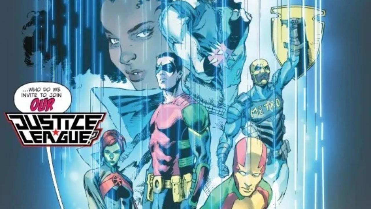 Future State: Justice League, il gruppo di eroi è pronto ad accogliere una new entry