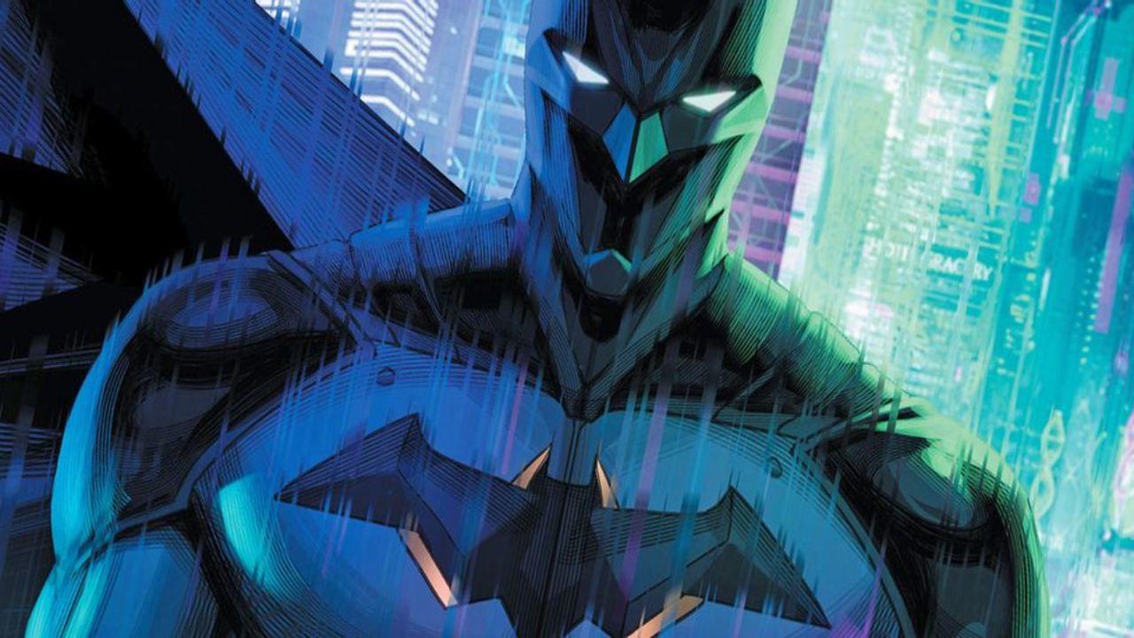 Future State: The Next Batman, la nuova elettrificante forma di un membro della Bat-Family