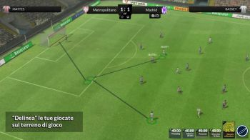 FX Calcio 2.0 presentato al Santiago Bernabeu