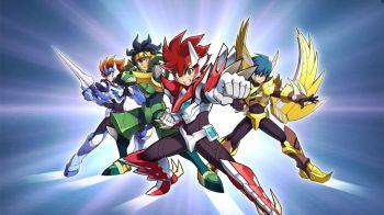 Gaist Crusher God, spot TV giapponese