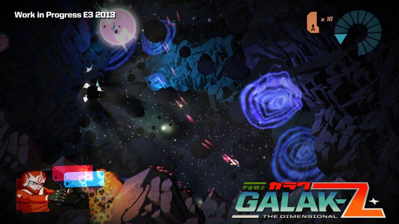 Galak-Z uscirà prima per PlayStation 4, poi PC e PS Vita