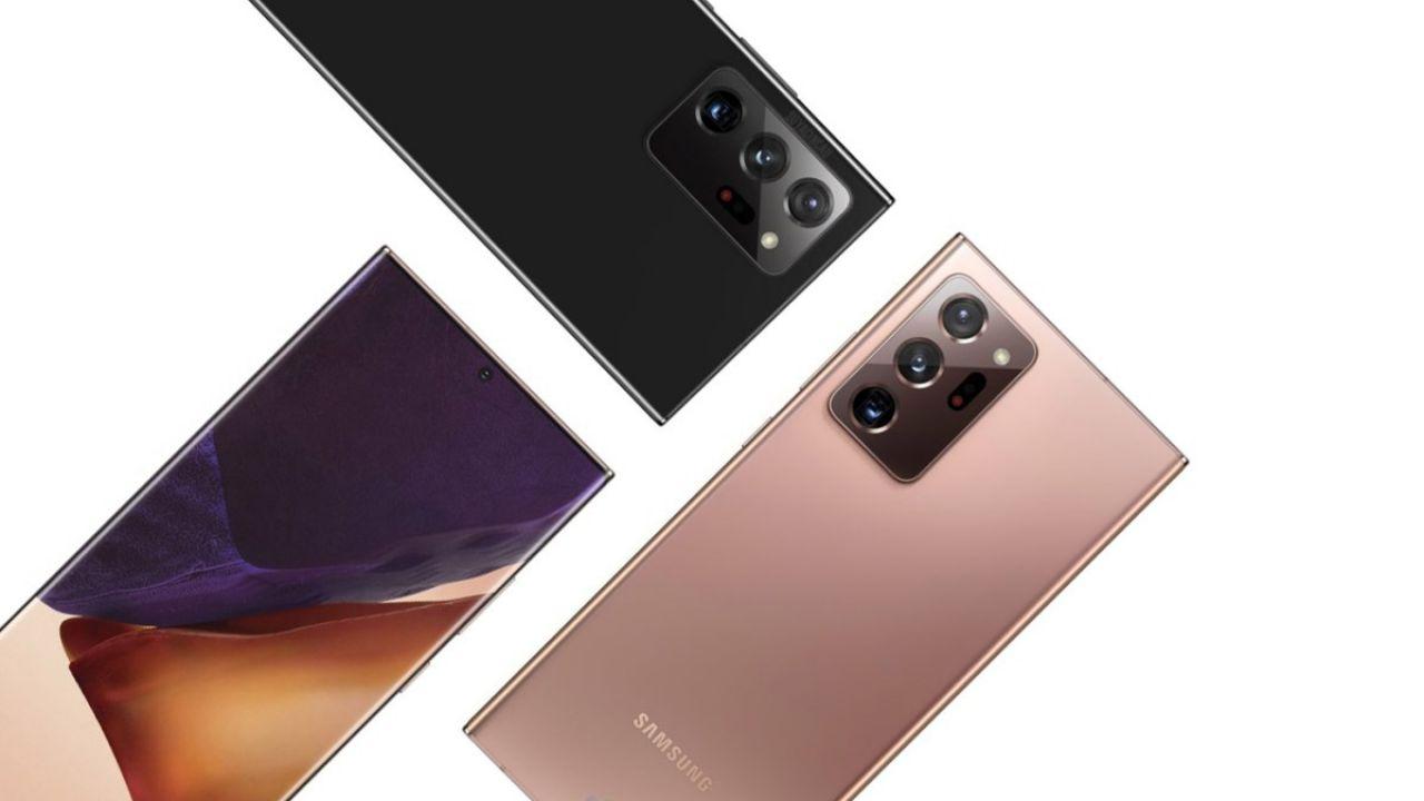 Galaxy Note 20 sarà il primo smartphone al mondo con la tecnologia UWP?