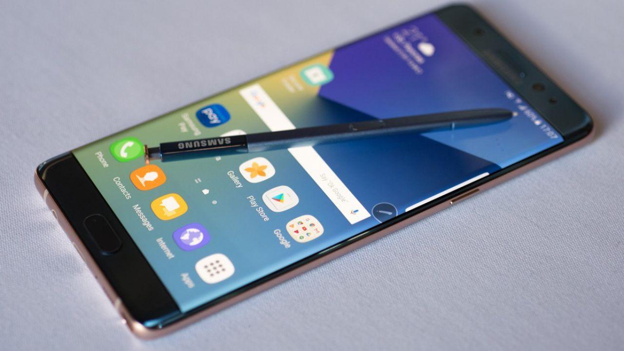 b7339b54ba907 Galaxy Note 7  Sprint lo fa scambiare con qualsiasi telefono!