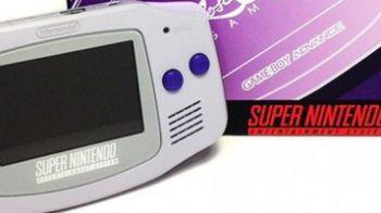 Game Boy Advance: Rose Colored Gaming annuncia un modello ispirato allo SNES