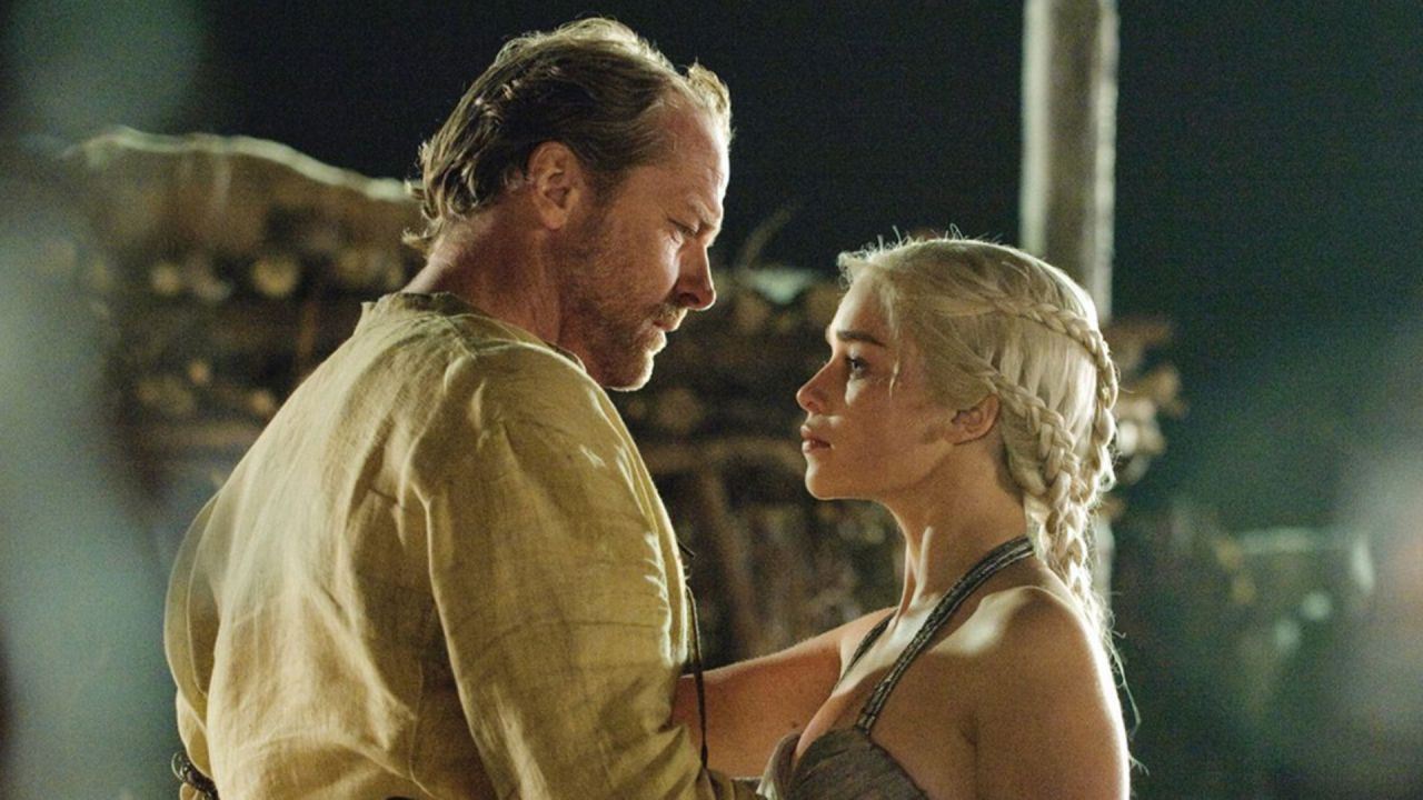 Game of Thrones 8, l'unico rimpianto di Ian Glen? Non aver fatto l'amore con Daenerys