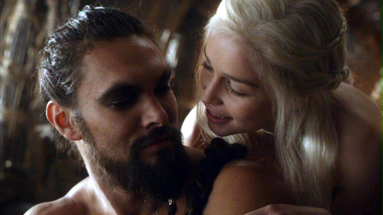 Game of Thrones: una scena di sesso tra Khal Drogo e Daenerys doveva essere molto diversa