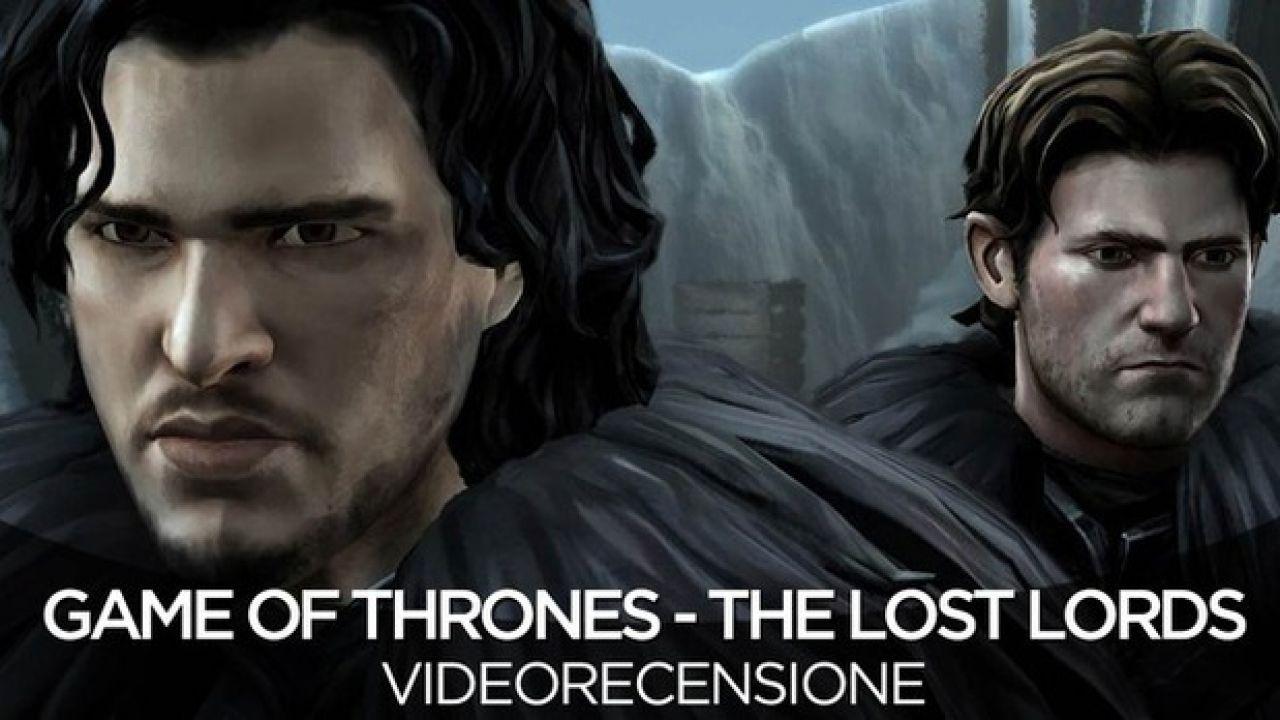 Game of Thrones: Tanti nuovi dettagli dalla pagina prodotto di Steam