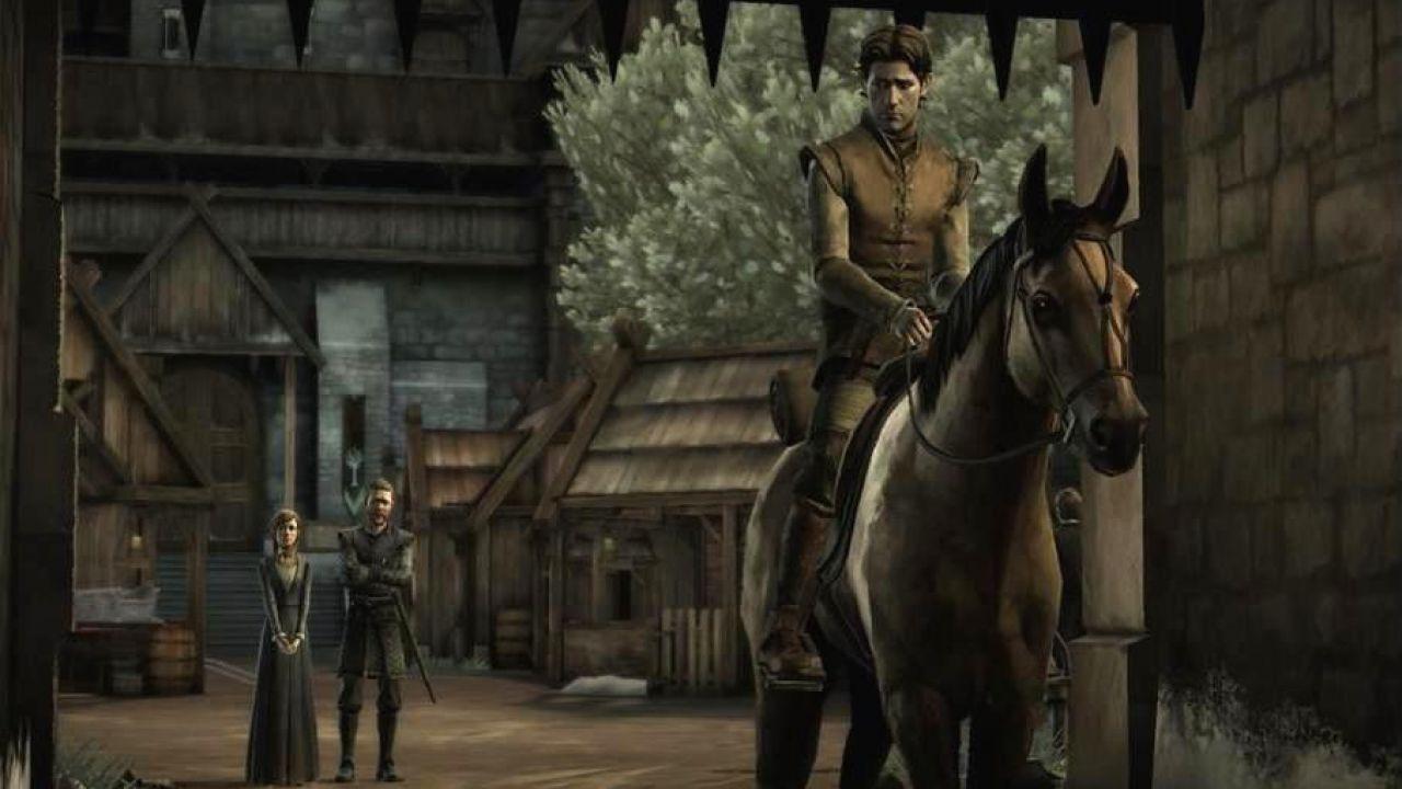 Game of Thrones di Telltale: la prima stagione partirà nel 2014