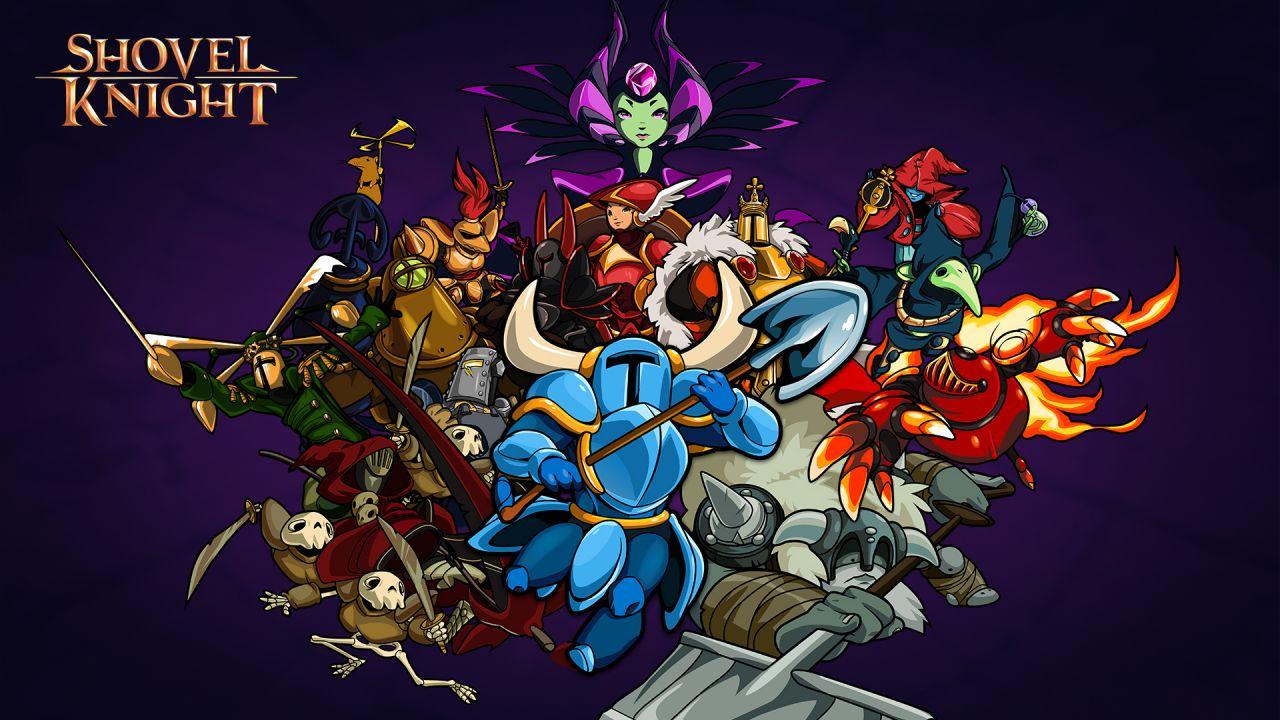 GAME sembra confermare l'Amiibo di Shovel Knight