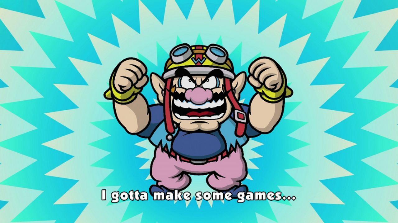 Game & Wario peserà 3,9 gigabyte