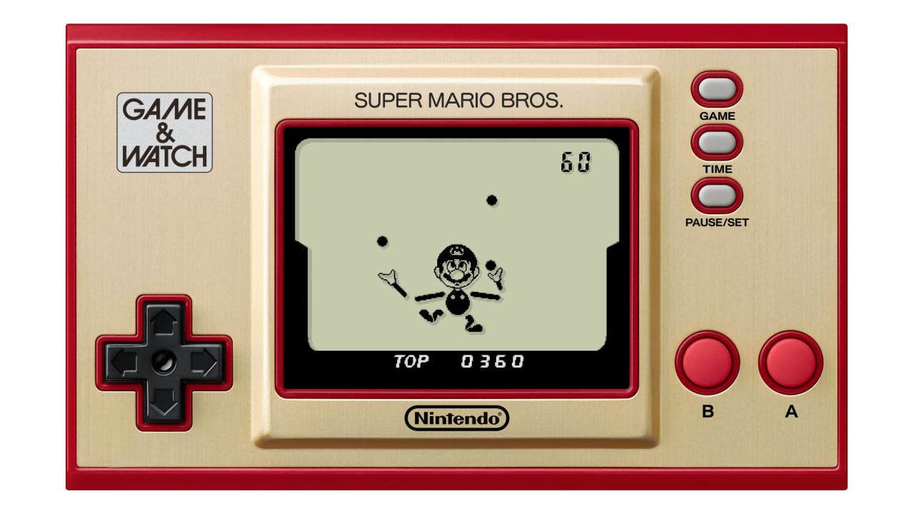 Game & Watch Super Mario Bros: Nintendo fa rimuovere i video hacking della micro console
