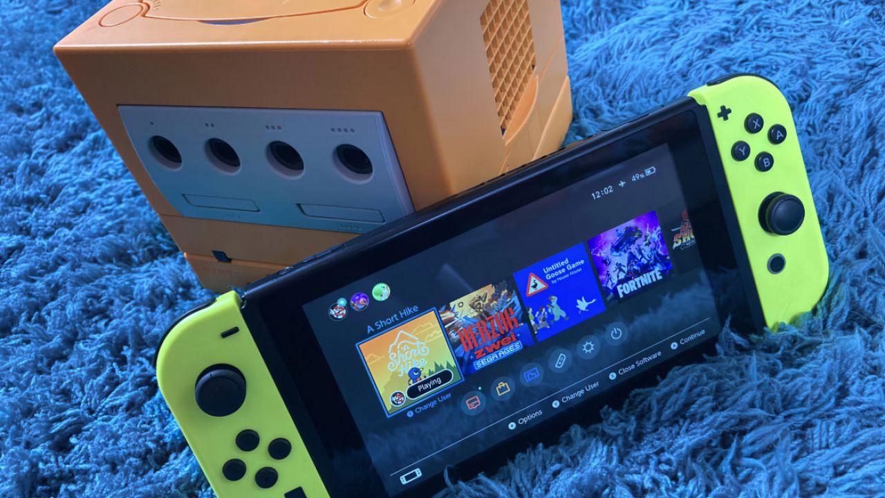 GameCube è il papà di Switch? Nintendo progettava una console ibrida dal 2005