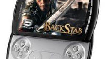 Gameloft annuncia BackStab, titolo in esclusiva temporale per Xperia Play