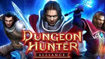 Gameloft: Dungeron Hunter Alliance in arrivo ad Aprile su PSN