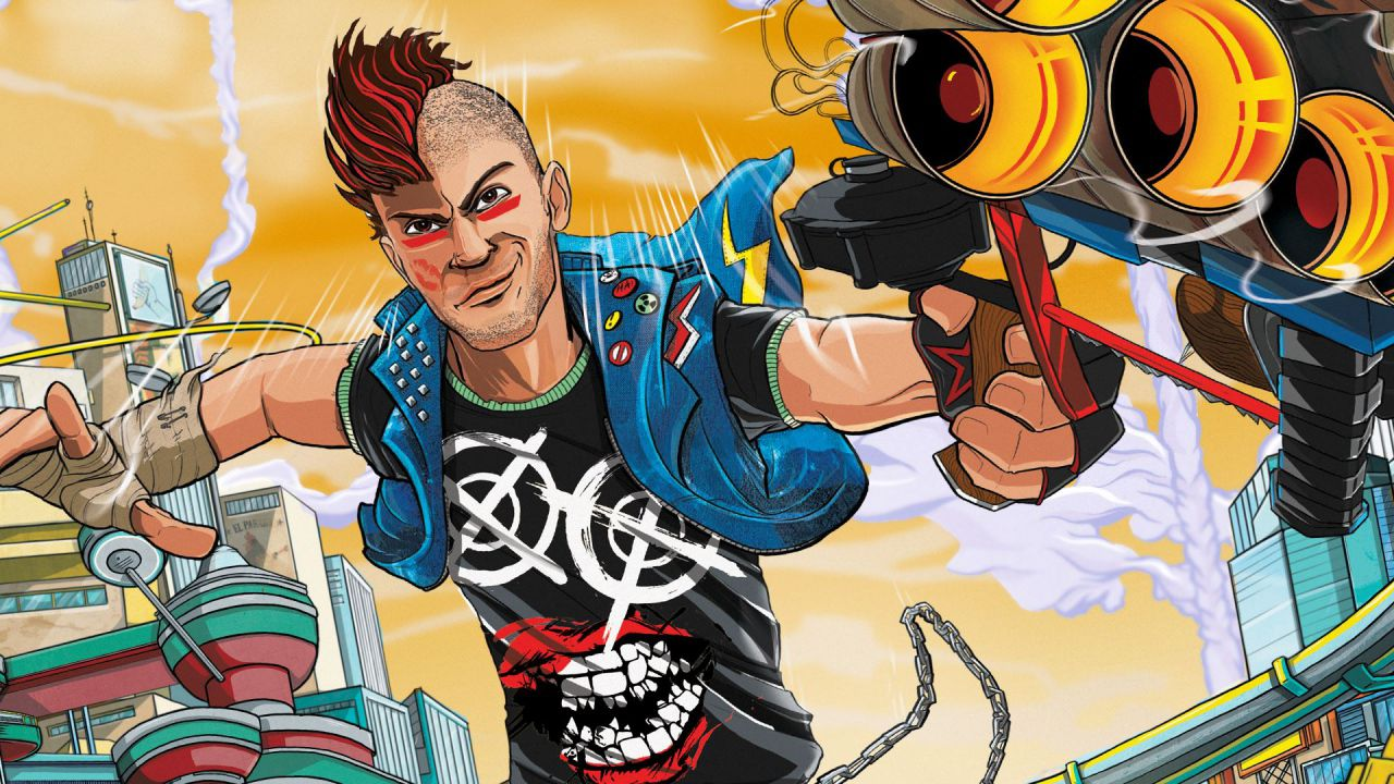 Games with Gold: Sunset Overdrive e Saints Row 4 disponibili per il download