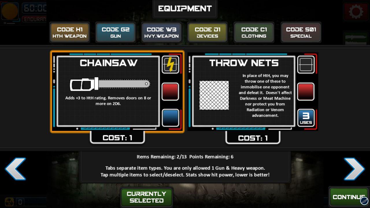 Games Workshop annuncia Chainsaw Warrior per Tablet e PC