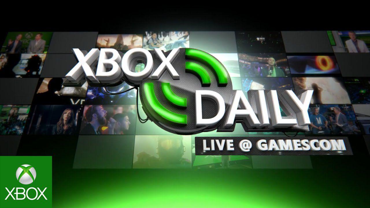 Gamescom 2015: Xbox Daily in diretta mercoledì 5 e giovedì 6 agosto alle 18:00