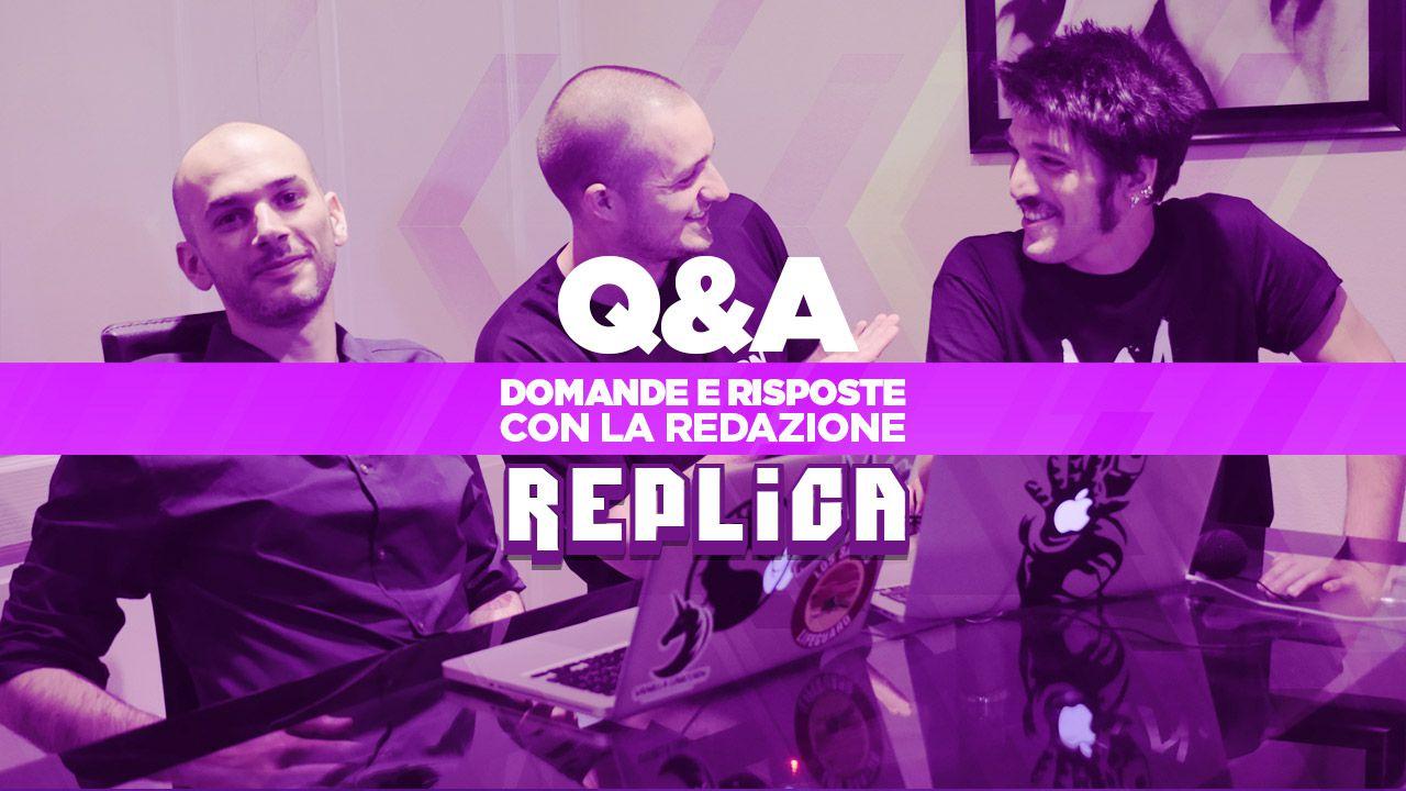 Gamescom 2016: domande e risposte da Colonia - Replica Live 18/08/2016