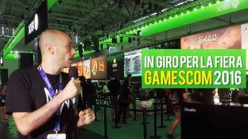 Gamescom 2016: Everyeye.it vi porta in giro tra i padiglioni della fiera