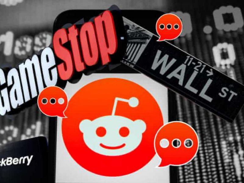 GameStop and the swing of action: what's really going on? We explain it to you on video!
